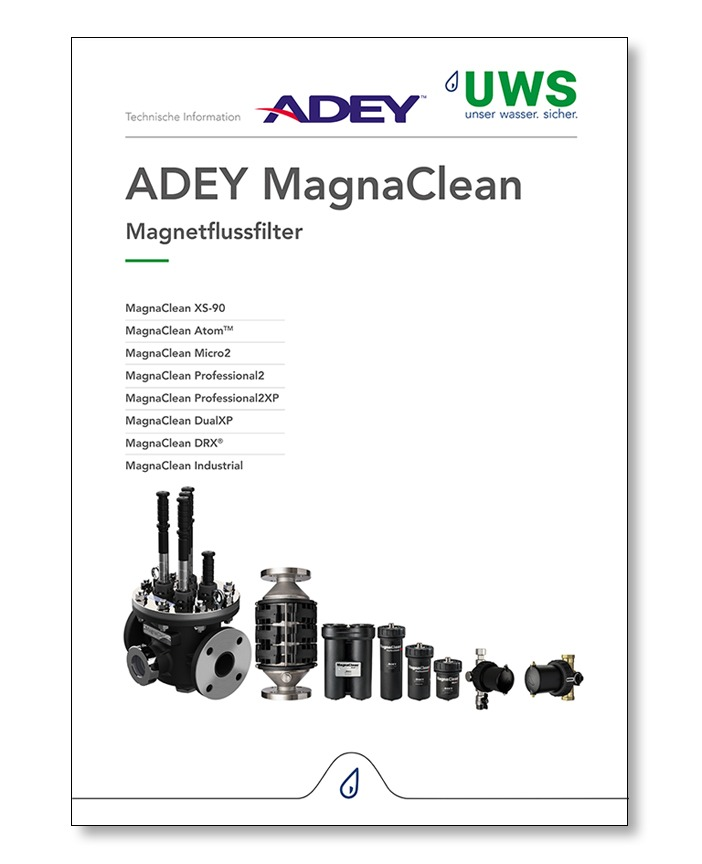 MagnaClean Magnetflussfilter