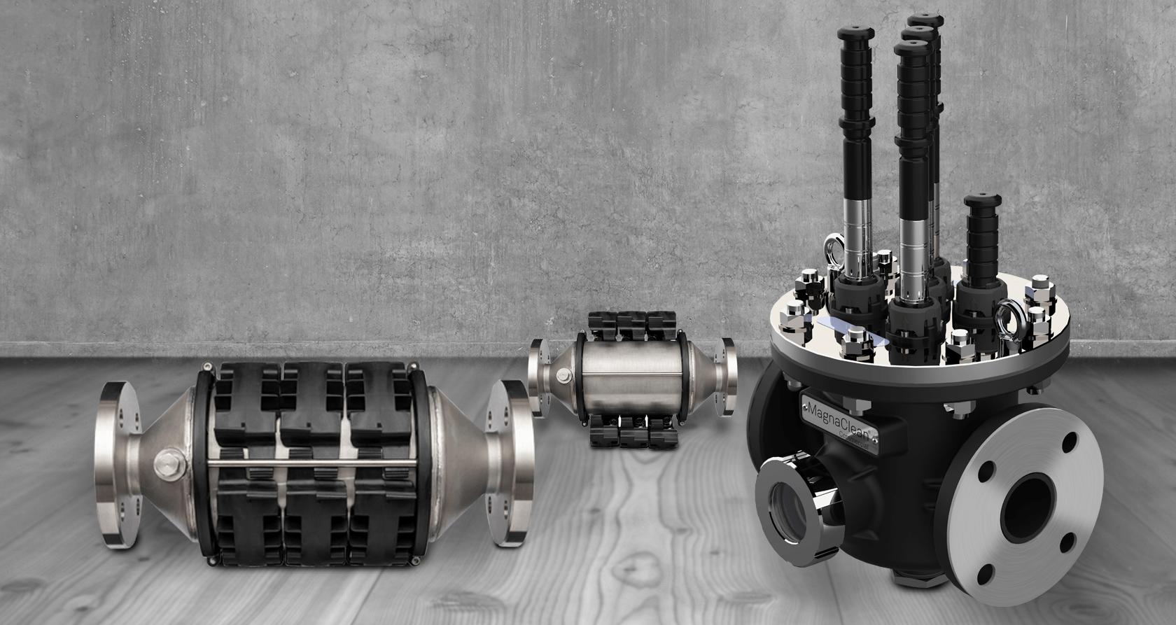 Adey Magnetflussfilter für große Anlagen