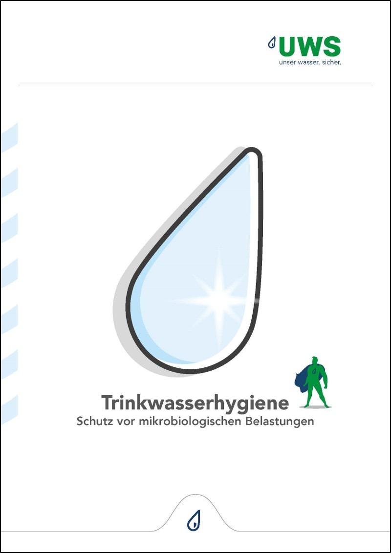 Broschüre Trinkwasserhygiene