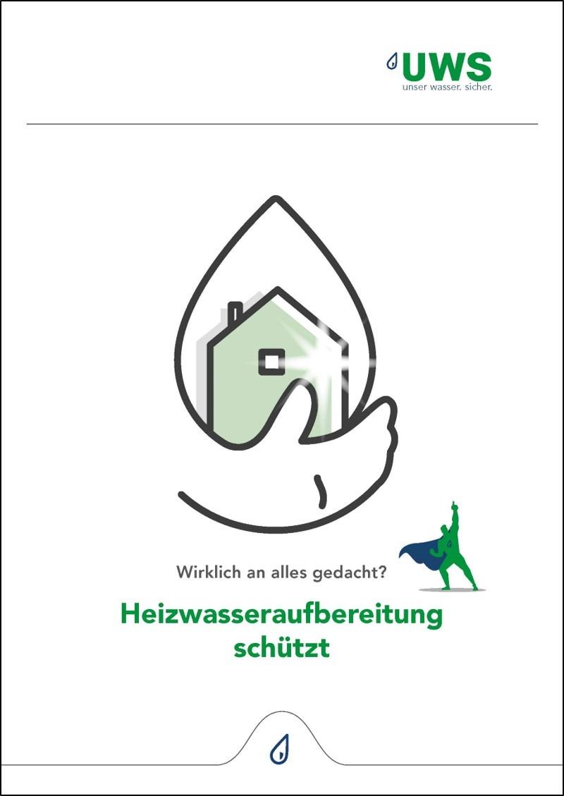 Broschüre Heizwasseraufbereitung